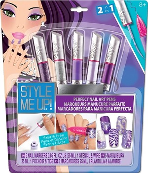 Perfect Nail Markers Assorted - Style Me Up