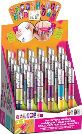 Nail Art Pen Assorted - Style Me Up