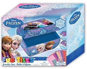 Jewelry Box Frozen, Princess Fairies