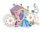 Cinderella Fun Tiles Carriage