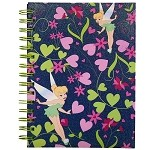 Fairies Glitter Notebook