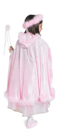 Marabou Cape Pink