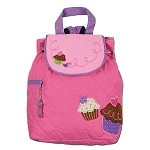 Quilted Backpack Cupcake