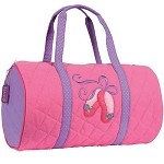 Quilted Duffle Bag Ballet