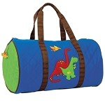 Quilted Duffle Bag Dino
