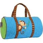 Quilted Duffle Bag Monkey