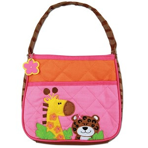 Quilted Purse Zoo