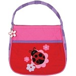 Quilted Purse Ladybug