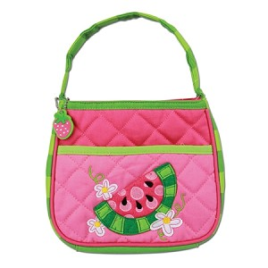 Quilted Purse Watermelon