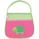 Quilted Purse Turtle