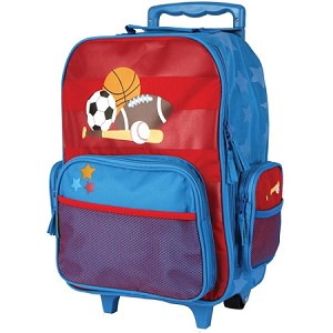Rolling Luggage Sports