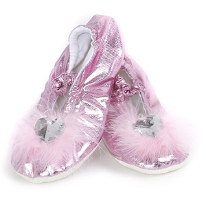 Princess Slippers Pink