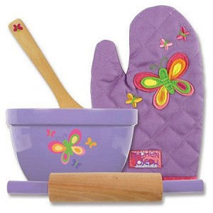 Cook Set Butterfly