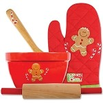 Cook Set Gingerbread