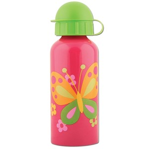 Water Bottle Butterfly