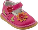 Daisy Shoe Hot Pink