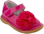 Girls Shoes Peony Hot Pink