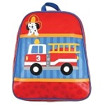 Go Go Backpack Fire Truck